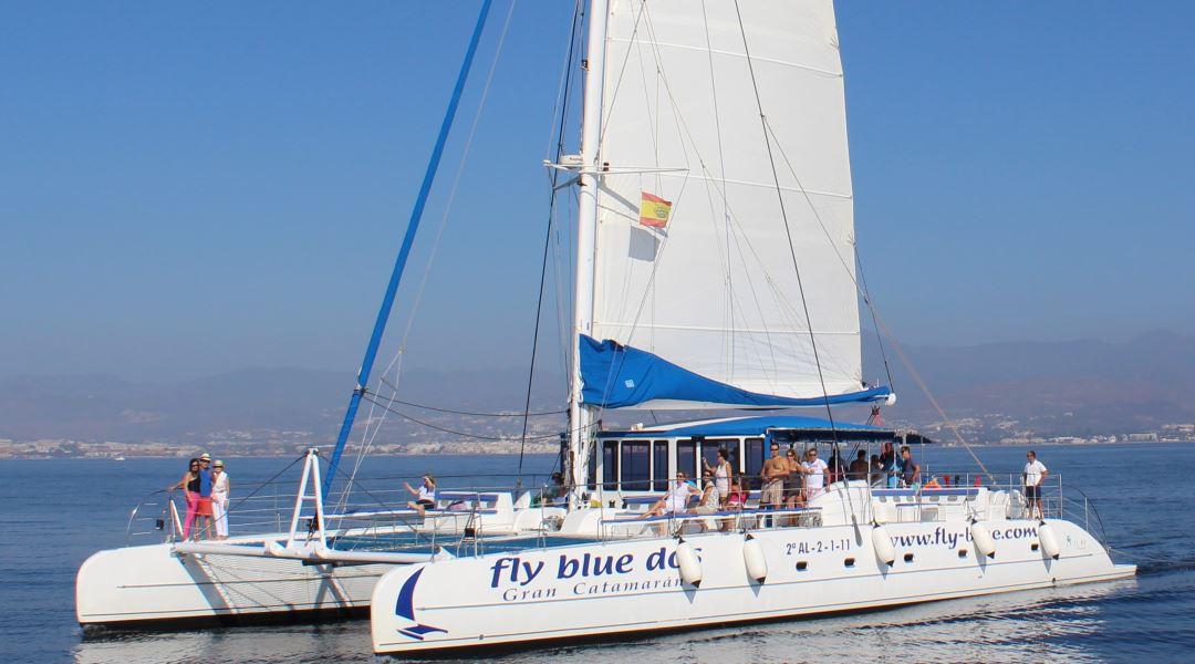 catamaran paseos excursion marbella malaga taiti 80