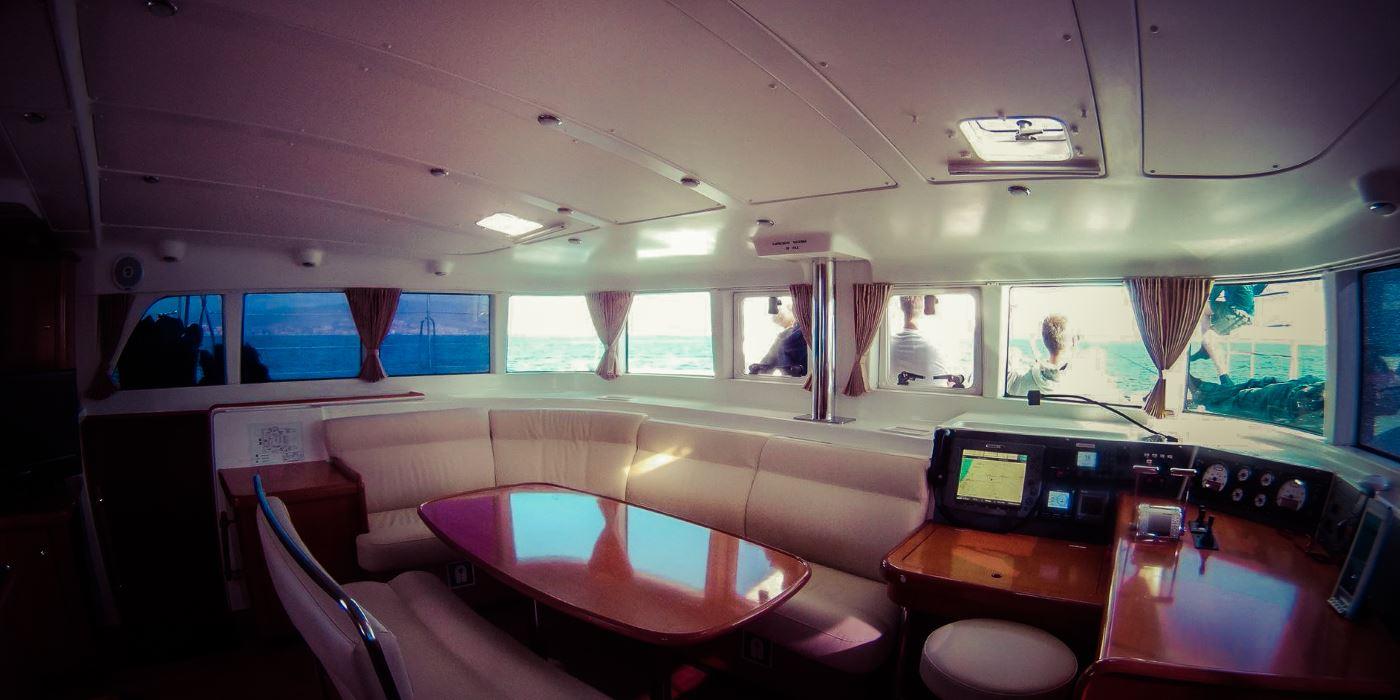 barco privado alquiler charter malaga